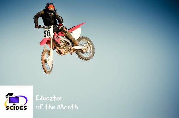 Educator of the Month - Sheldon Stuttard